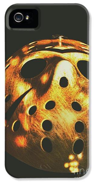 Hockey iPhone 5s Case - B Grade Madness by Jorgo Photography - Wall Art Gallery