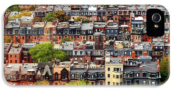 Back Bay IPhone 5s Case by Rick Berk