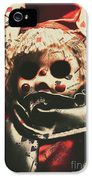 Magician iPhone 5s Case - Bad Magic by Jorgo Photography - Wall Art Gallery