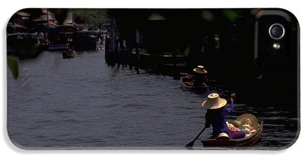 Bangkok Floating Market IPhone 5s Case