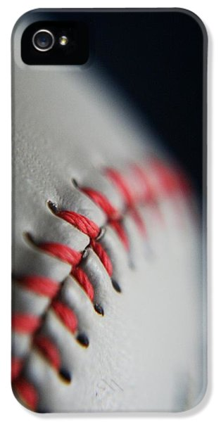 Baseball Fan IPhone 5s Case by Rachelle Johnston