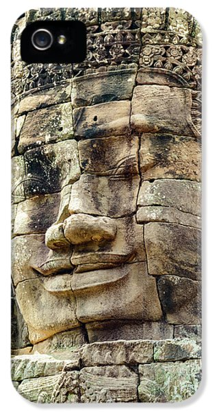 Bayon 2 IPhone 5s Case by Werner Padarin