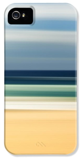 Pastel Colors iPhone 5s Case - Beach Pastels by Az Jackson