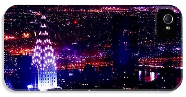 Beautiful Manhattan Skyline IPhone 5s Case