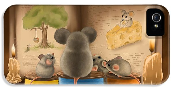 Bedtime Story IPhone 5s Case by Veronica Minozzi