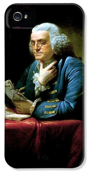 Ben Franklin IPhone 5s Case
