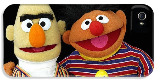 Bert And Ernie IPhone 5s Case
