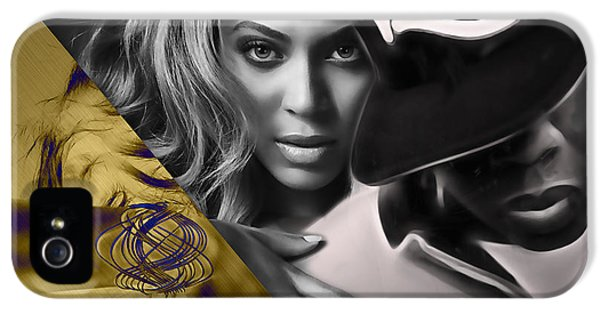 Beyonce Jay Z Collection IPhone 5s Case
