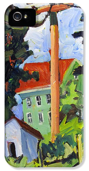 Big Power To The Whitehouse IPhone 5s Case by Charlie Spear