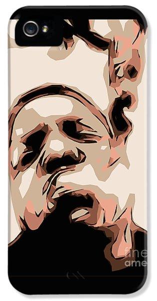 Biggie iPhone 5s Case - Biggie by Neal Grieco
