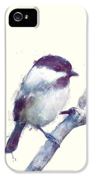 Birds iPhone 5s Case - Bird // Trust by Amy Hamilton