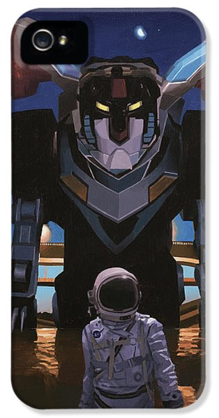 Black Lion IPhone 5s Case