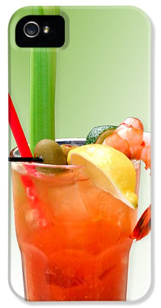 Bloody Mary Hand-crafted IPhone 5s Case