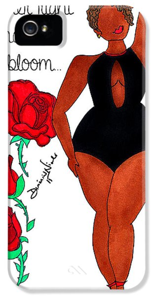 Bloom IPhone 5s Case by Diamin Nicole