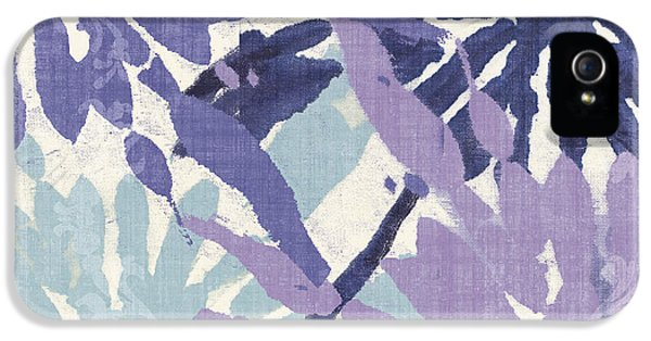 Pattern iPhone 5s Case - Blue Curry II by Mindy Sommers