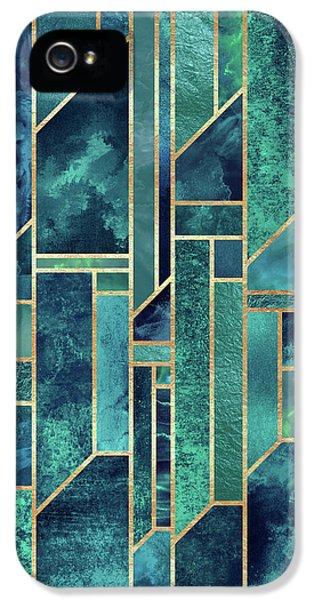 Blue Skies IPhone 5s Case by Elisabeth Fredriksson
