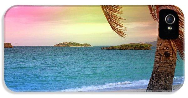 Venice Beach iPhone 5s Case - Boracay Philippians 6 by Mark Ashkenazi