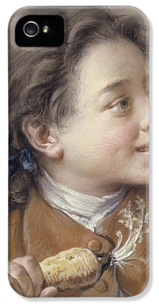 Boy With A Carrot, 1738 IPhone 5s Case