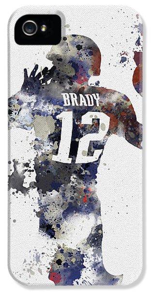 Brady IPhone 5s Case by Rebecca Jenkins