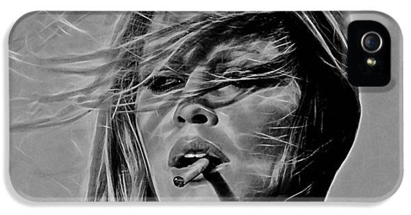 Brigitte Bardot Collection IPhone 5s Case