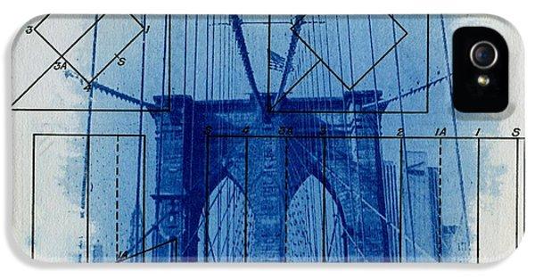 Brooklyn Bridge IPhone 5s Case