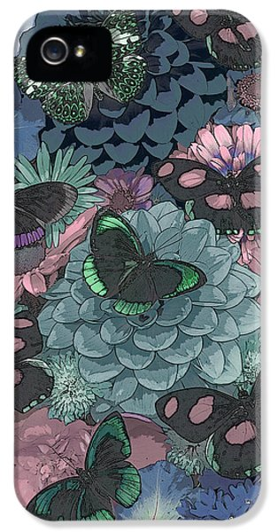Fairy iPhone 5s Case - Butterflies by JQ Licensing