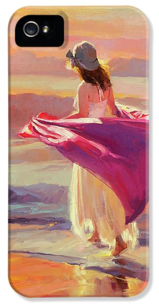 Water Ocean iPhone 5s Case - Catching The Breeze by Steve Henderson