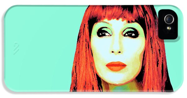 Sonny iPhone 5s Case - Cher by Dominic Piperata