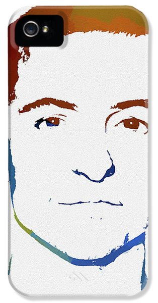 Chester Bennington Color Tribute IPhone 5s Case