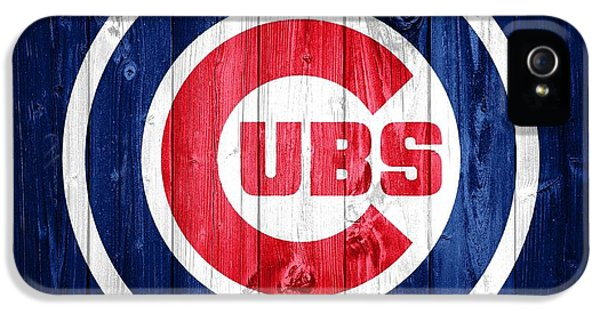 Chicago Cubs Barn Door IPhone 5s Case