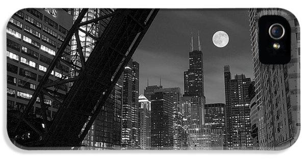 Chicago Pride Of Illinois IPhone 5s Case