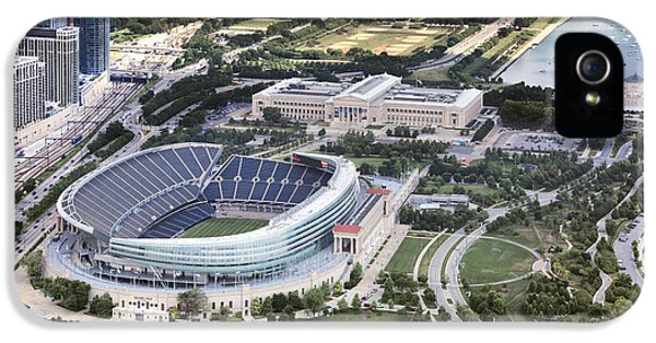 Chicago's Soldier Field IPhone 5s Case