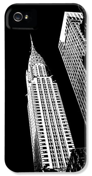 Chrysler Nights IPhone 5s Case by Az Jackson