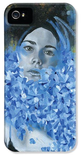 Figurative iPhone 5s Case - Circe by Patricia Ariel