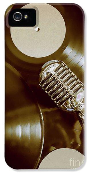 Classic Rock N Roll IPhone 5s Case