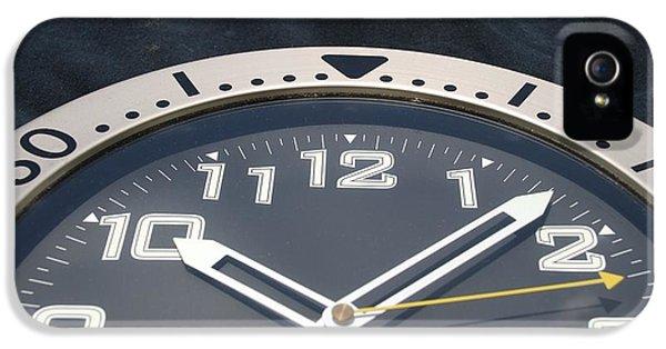 Clock Face IPhone 5s Case