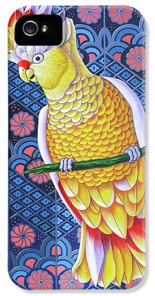 Cockatoo IPhone 5s Case by Jane Tattersfield