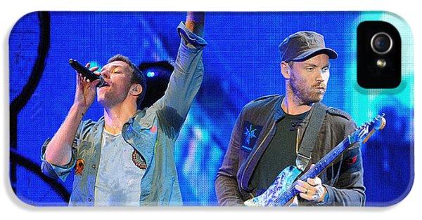 Coldplay6 IPhone 5s Case by Rafa Rivas