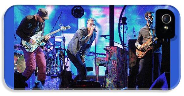 Coldplay7 IPhone 5s Case by Rafa Rivas