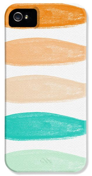 Colorful Fish IPhone 5s Case by Linda Woods