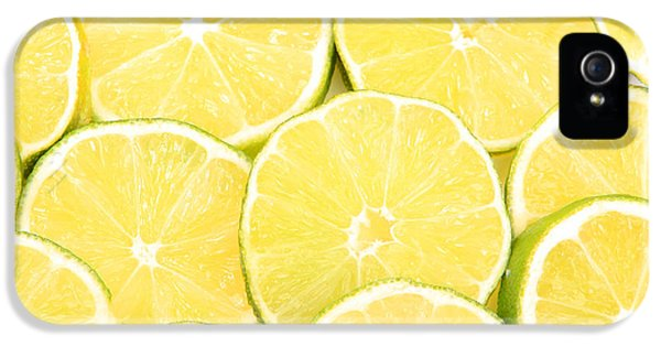 Colorful Limes IPhone 5s Case