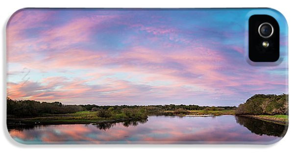 Colorful Sky IPhone 5s Case