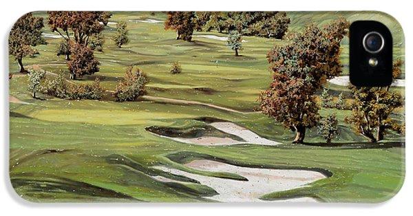 Cordevalle Golf Course IPhone 5s Case