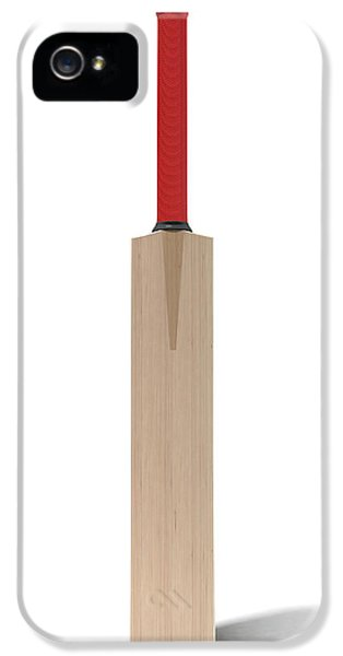 Cricket Bat IPhone 5s Case by Allan Swart