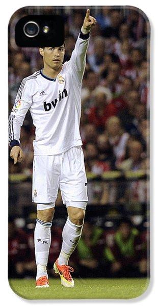 Cristiano Ronaldo 31 IPhone 5s Case