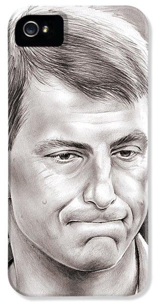 Dabo Swinney IPhone 5s Case by Greg Joens