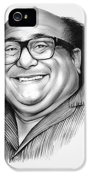 Danny Devito IPhone 5s Case