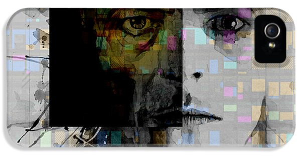 Musicians iPhone 5s Case - Dark Star by Paul Lovering