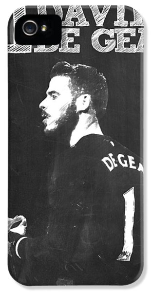 David De Gea IPhone 5s Case