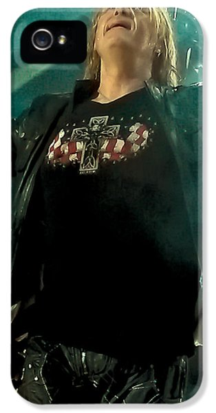Def Lappard's Joe Elliott IPhone 5s Case